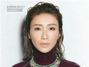 50岁黎姿杂志封面引争议 黎姿整容了吗