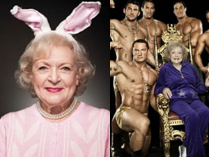 美国女星贝蒂怀特99岁了 拥有让人最羡慕的