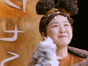 金靖抓马演技引热议 网友表示金靖只要张口