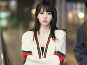 前女团成员杨惠婷被爆插足闺蜜感情 是真是