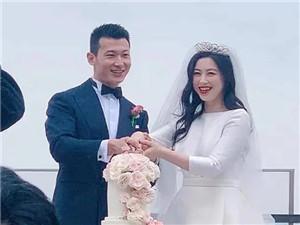 朱珠婚礼现场图曝光圈外老公好帅 朱珠老公
