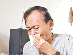 TVB资深演员夏玉麟自曝已经是肺癌晚期 没钱