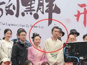 辣目洋子新剧开机 男主角李宏毅全程黑脸惹