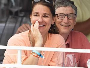 比尔盖茨称自己的婚姻没有爱情 和梅琳达是