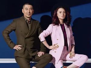 陈建斌和蒋勤勤冷战 竟然戴了一星期墨镜