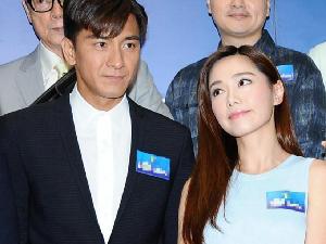 汤洛雯否认8月结婚传闻 称和马国明还没有结