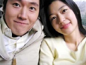 全智贤夫妇1个月前曾合体参加儿子幼儿园活