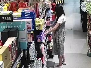 女子超市偷4000元巧克力只嚼不咽 家中垃圾