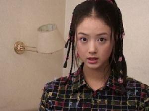 蒋欣旧照曝光 19岁的蒋欣清纯可人太美了