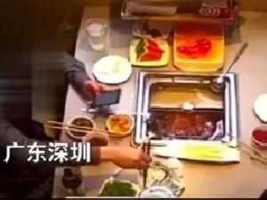 男子在海底捞自导自演吃出蟑螂 并在24小时内讹诈2家海底捞店