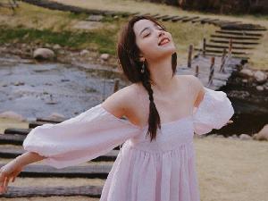 欧阳娜娜发布生日写真 庆祝自己21岁生日快