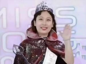 2021年度香港小姐罗浩楷 长相丑惨遭网友疯