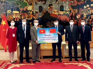 越南未兑现中国人优先承诺 背信弃义的行为