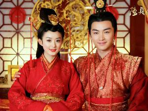 陈晓赵丽颖如果当年结婚 会不会成为第二队