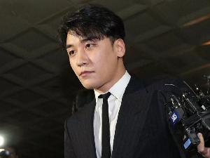 Bigbang前成员李胜利被判刑5年 当庭流泪向