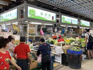 台湾省同行确诊却未被匡列 女菜贩自购块筛剂确诊
