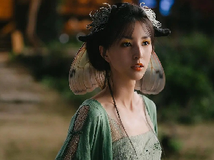 电影侍神令中的蝴蝶精是谁演的 造型好惊艳