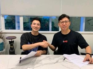 林生斌竟被胡海泉公司所签约 签约4年赚了3