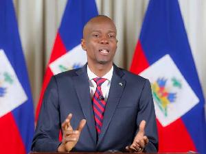 海地总统莫伊兹遇刺身