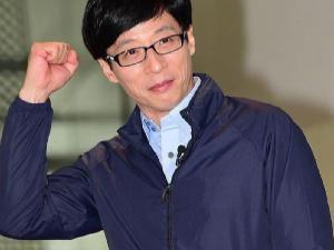 刘在石与新冠患者密切接触 已推迟节目开始