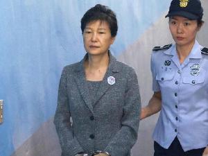 朴槿惠私宅被拍卖 成交价超38亿韩元