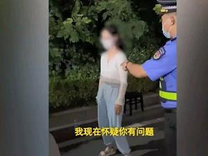 扬州女子藏后备箱 试图躲避疫情检查