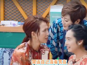 朱茵让黄贯中给陈法蓉介绍对象 从披荆斩棘