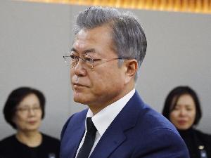 文在寅卸任韩国总统 退休后每月可领7.7万元