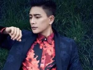 黄宗泽时隔4年重返TVB 主演电视剧法证先锋5