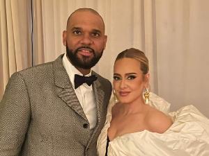 阿黛尔官宣恋情 男友是NBA最有权势的经纪人