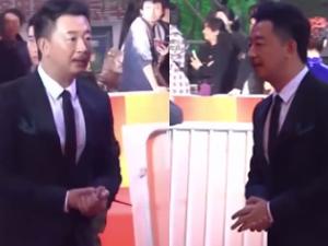 黄海波出席北影节红毯 时隔8年再度参加公开