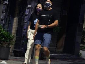 陈乔恩Alan庆祝恋爱两周年 双双晒照撒狗粮